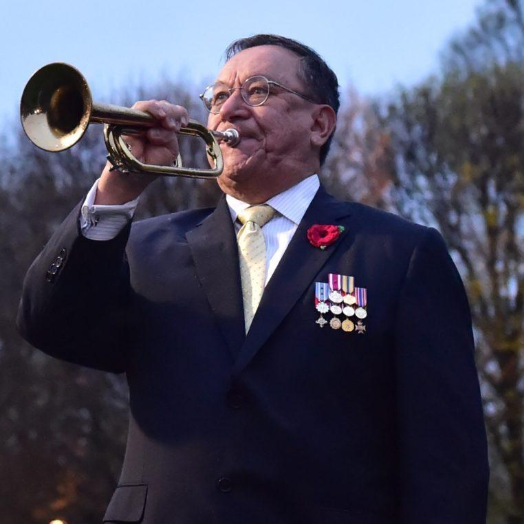 Jari Villanueva, USAF, M.Music
