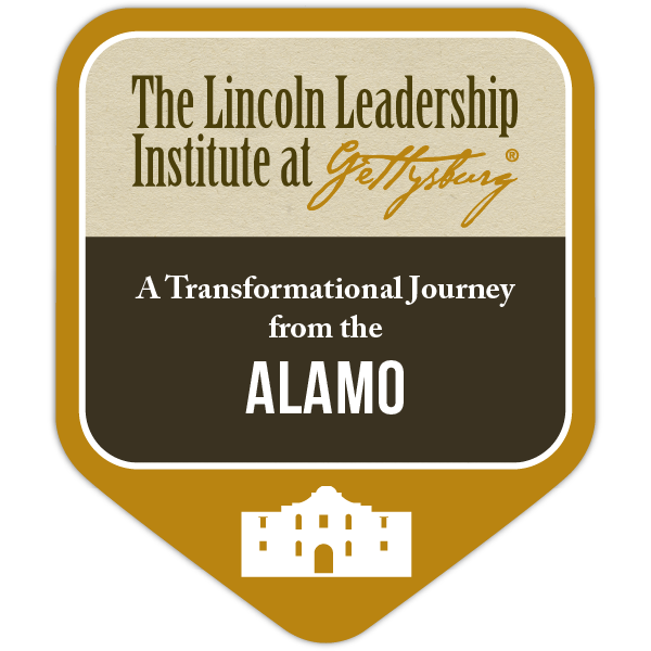 a transformational journey from the alamo digital badge
